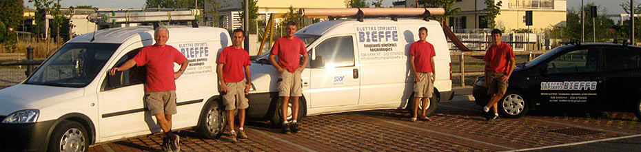 Team Bieffe Elettroimpianti